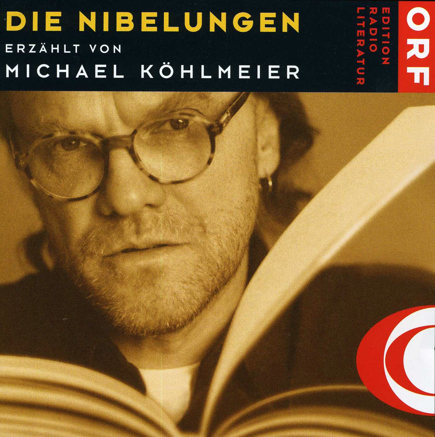 Die Nibelungen  2 Audio Cd´s