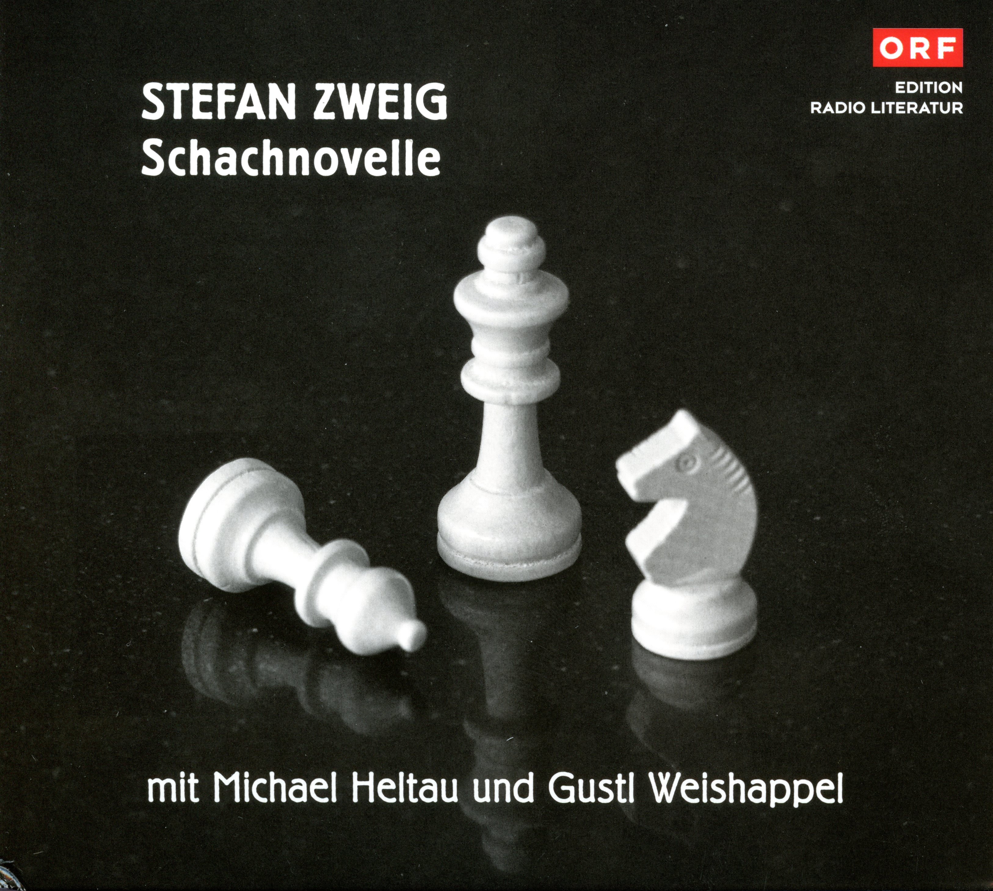 Schachnovelle  1 Audio CD