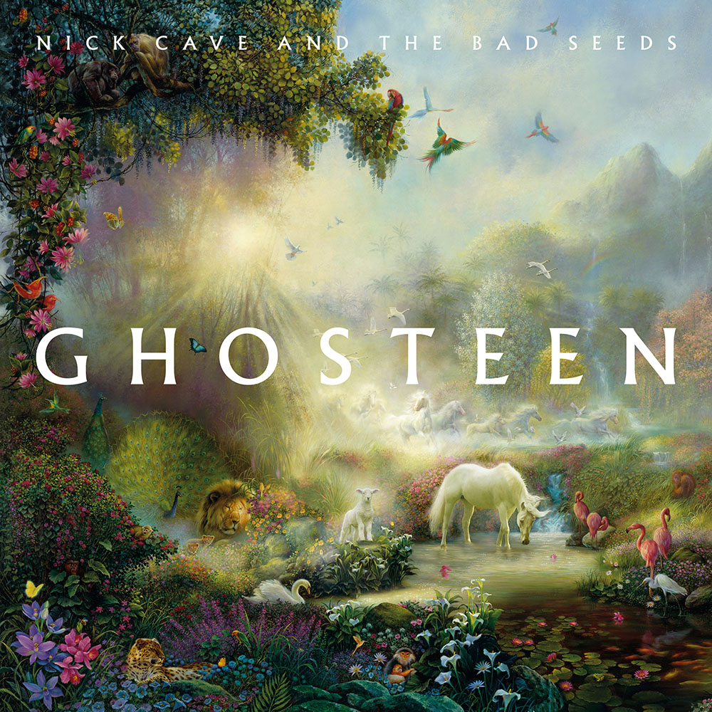 Ghosteen, 2 Audio-CDs