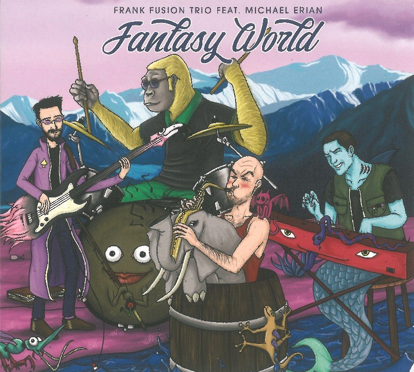 Fantasy World 1 Audio Cd