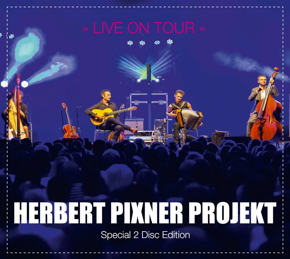 Live On Tour (Special 2 CD Disc Edition) Audio-CD.