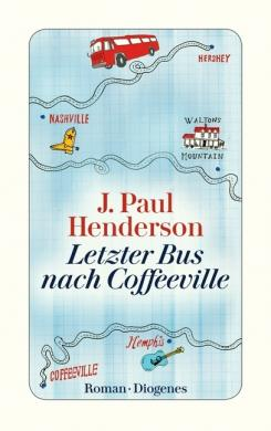Cover Letzter Bus nach Coffeeville