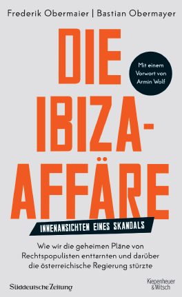 Cover Die Ibiza-Affäre