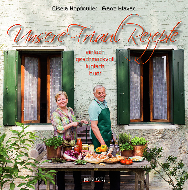 Cover Unsere Friaul-Rezepte