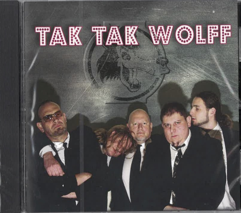 Tak Tak Wolff, 1 Audio-CD