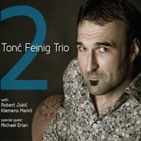 Tonc Feinig Trio 2, 1 Audio-CD
