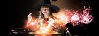 Bücherabo für Kinder bis 12 Jahre. Zauberin